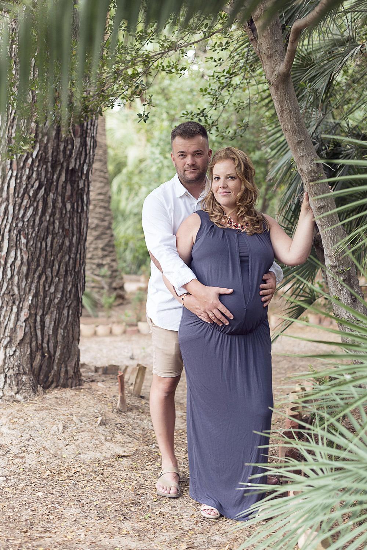 sesión embarazo Cartagena