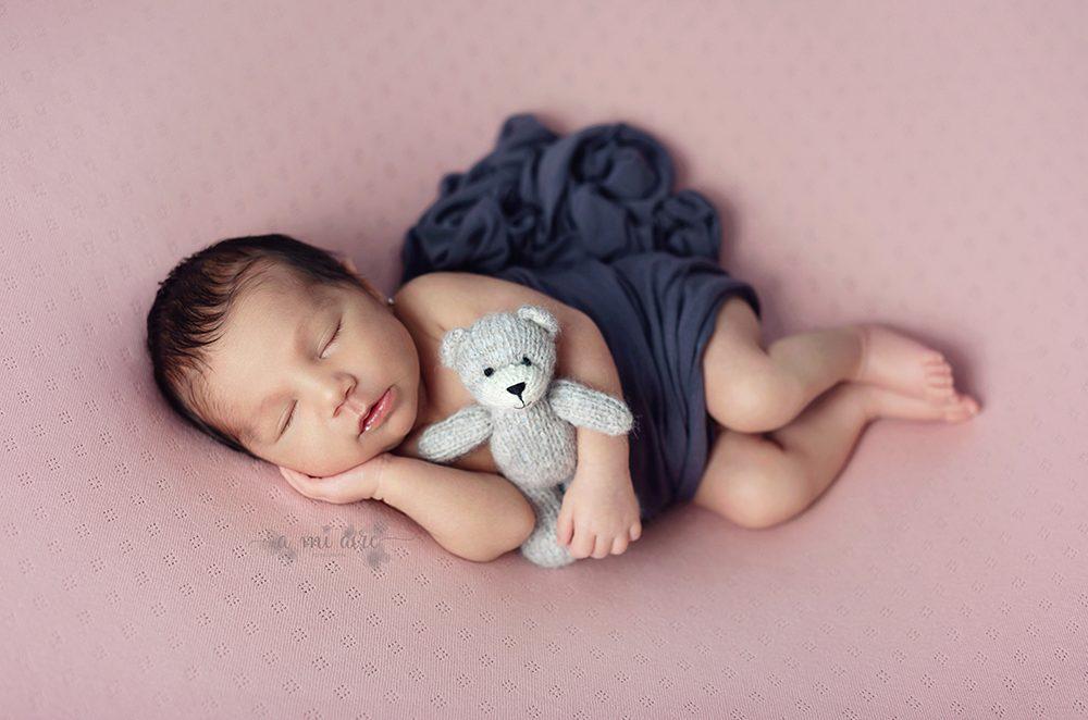 sesión recién nacidos en Cartagena