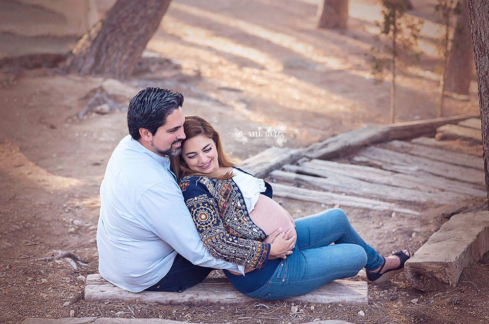 sesión embarazo Cartagena Murcia sesión recién nacido