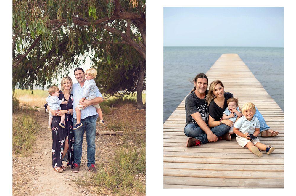 sesiones de familia Cartagena