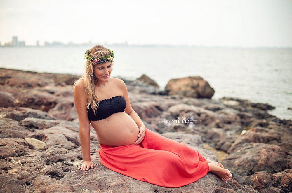 sesiones de embarazo en Cartagena España