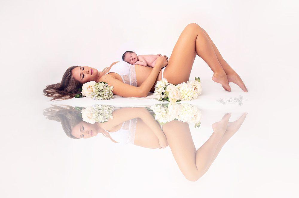 sesiones recién nacido y sesiones embarazo Cartagena Murcia